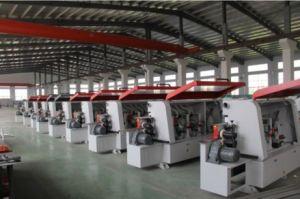 Precio más bajo el redondeo de esquinas y Pre-Molienda de alta eficiencia de las funciones de PVC automático de la banda de borde de la máquina y máquina de carpintería Edger Manual