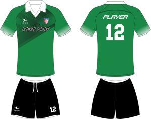 Gioco del calcio stampato Digital Jersey dell'OEM di Healong