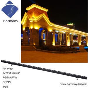IP65 12W Low-Power contorno LED de luz con el aparejo de aleación de aluminio