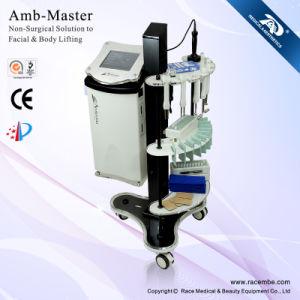 Bio Microcurrent machine de beauté de déplacement de ride d'A8 (CE, ISO13485)