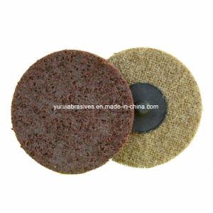 Disco de lixa de nylon de propósito geral Rebolo para rebarbar metais ferrosos e não ferrosos