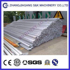 Doble línea de máquina para fabricar tuberías de PVC