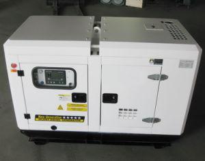 28kw/35kVA Groupe électrogène Diesel Super silencieux/générateur électrique