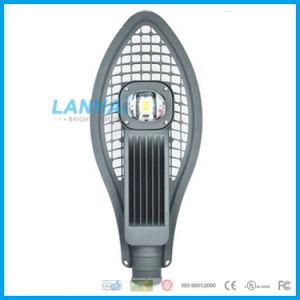 Forma de raqueta de tenis la iluminación exterior 20W 30W 50W 60W 80W 100W 120W 150W 200W Jardín Lámpara de carretera Calle luz LED