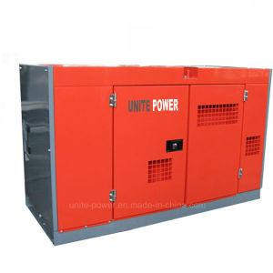Verenig Diesel Isuzu van de Macht 20kw de Geluiddichte Reeks van de Generator