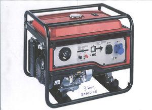 220V, generador de gasolina de tres fases Generador Portátil