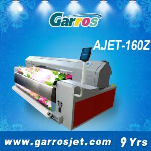 Industriales de Alta Velocidad Garros rollo a rollo de algodón/Direct 3D de la Seda o tela de nylon estampado textil de la máquina para distintos tipos de tela