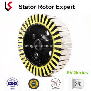 Od 148 ID 97 faixas horárias 36 17 do eixo do rotor e estator Núcleo de Ferro de Aço Silício OEM/Estrutura ODM Estator Assy para Scooter eléctrico e Motor