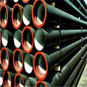 鉱山の換気のためのメートルごとの延性がある鉄の管の重量