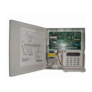 Pannello di controllo Hardwired dell'allarme di zone del Honeywell 16 2316plus