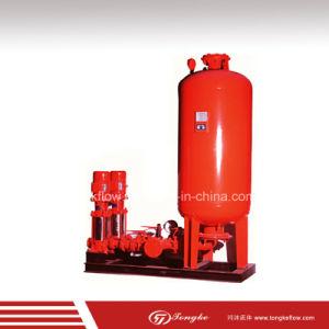 La lucha contra incendios Bomba Jockey con panel de control