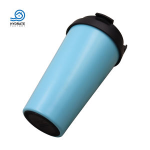 Umweltfreundlicher doppel-wandiger Edelstahl Isoliertrinkwasser-Flasche