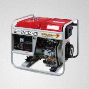 5 квт Yanmar портативный дизельный генератор