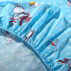 El Rey reina ropa de cama completa Inicio cama cubierta inferior hoja montada