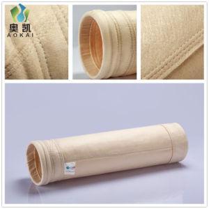 Fabrication en usine PPS/PTFE de sacs de filtre à poussière