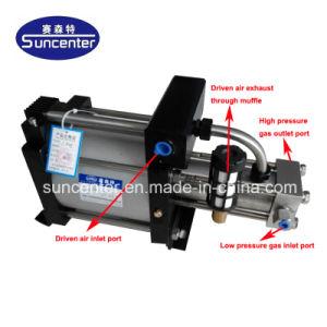 판매를 위한 Suncenter 헬륨 수소 산소 질소 천연 가스 승압기 펌프