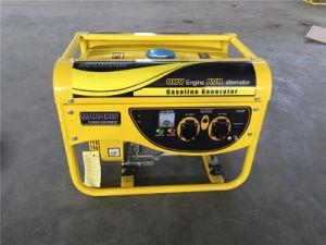 2.5kw de elektrische Generator van de Benzine van het Begin Draagbare voor het Gebruik van het Huis (FSH3500)