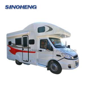 Melhor preço, a Iveco 4X2 Autocaravanas Touring Car Caravan para venda