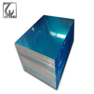 Strato di alluminio 0.2mm di serie cinese 3xxx con la pellicola blu