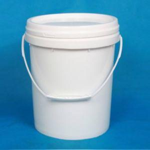 3 Litros/L Food-Grade Família balde plástico picles balde plástico portátil Bean Cole barris com tampa