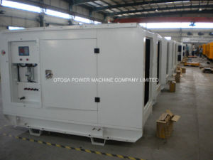 900квт/720квт чрезвычайной генераторах электрический генератор на базе двигателя Perkins 4008tag1a