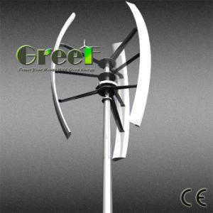 屋根のための熱い販売3kwの縦の風力