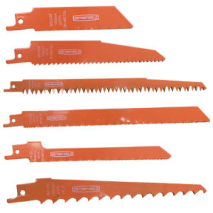 La hoja de sierra caladora HSS Puntas Tct Bi-Metal HCS