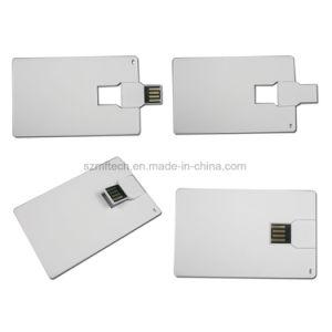 풀 컬러 인쇄 광고 Pendrive 카드 USB 섬광 드라이브 4GB