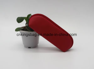 La pluie Pattern Silking PU Pochette Crayon de cadeau de Noël