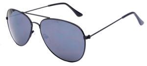 De forma simples os óculos de lentes de Fumaça Aviador Clássico
