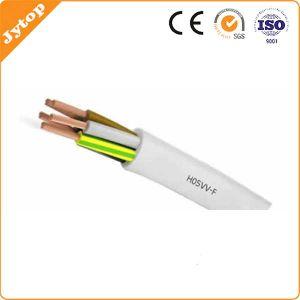 H07V-K sur le fil de cuivre isolés en PVC souple et le câble