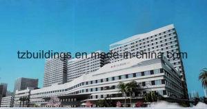 Edificio prefabricado de Fábrica / Puente/taller/Carport/exposición/hotel/villa Estructura de acero