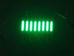 Зеленый светодиодный индикатор5050-3SMD светодиодный модуль 75*12мм