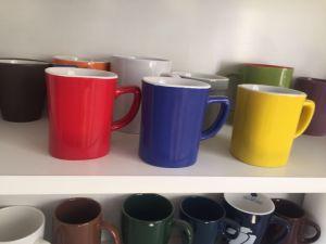 8oz Mini Mug tasse à café en porcelaine Set