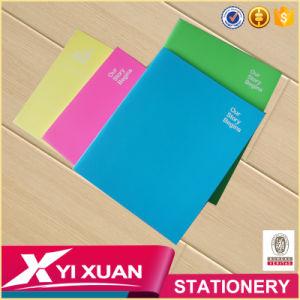 Banheira de venda por grosso de papel barato Notebook simples a granel