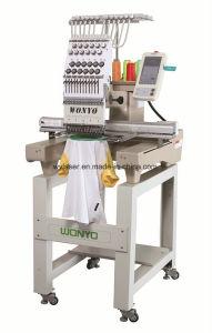 상업적인 사용한 Barudan 단 하나 맨 위 자수 기계는 가격을 분해한다