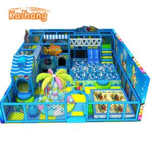 De atracciones más populares en el interior temático Ocean World playground para niños