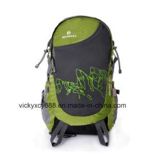 Form-Freizeit-Doppelt-Schulter-im Freiensport-Laptop-Notizbuch-Rucksack (CY3704)
