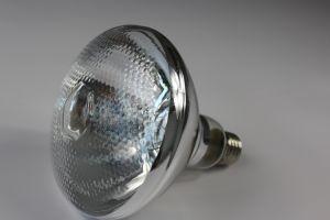 Инфракрасные лампы R115 теплый свет в ванной комнате инфракрасный индикатор нагрева