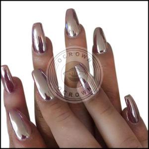 Металлический хром зеркало заднего вида пигмента серебристый цвет наружных зеркал заднего вида - для геля польский