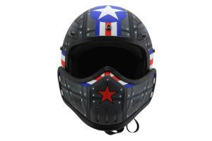 オートバイのための流行の半分の表面ヘルメットかDOT/CeのDirtbike