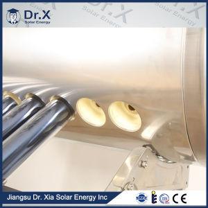 Presión calentador de agua solar compacto caloducto