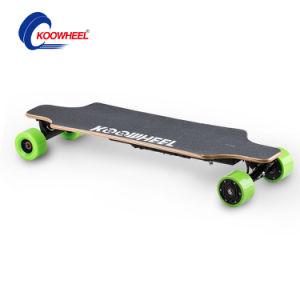 Hochwertig kein Riemen-Naben-MotorLongboard elektrischer Roller