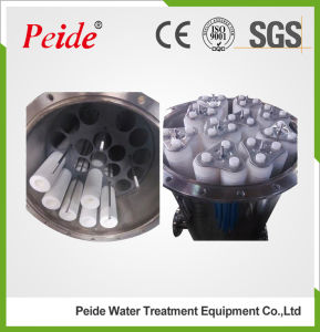 Custodia di filtro della cartuccia del micron dell'acciaio inossidabile multi per la filtrazione dell'acqua