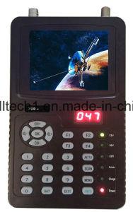 O Full HD 3.5 polegadas Medidor Localizador de satélite digital com saída HDMI