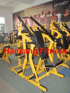 forma fisica, strumentazione di ginnastica, body-building, concentrazione del martello, cremagliera tozza olimpica (HS-4013)