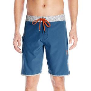Shorts 2017 di nuoto della spiaggia di modo dello Swimwear degli uomini dell'OEM della fabbrica