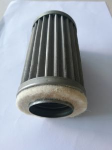 Dispensador de combustible filtro de la bomba de Cartón Ondulado