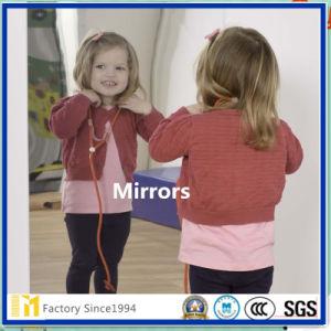 Aluminiumspiegel mit Safe-Rückseiten-Film für Kind-Schutz