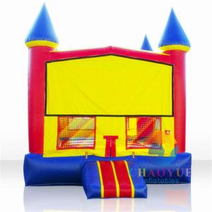 Moonwalk inflables inflables de la casa de rebote, Inflables Jumping castillo hinchable
